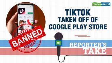Reporter's Take | TikTok taken off Google Play Store