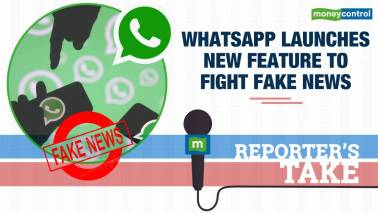 Reporter's Take | WhatsApp launches new feature to fight fake news