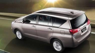 Toyota Kirloskar Motor launches upgrades of Innova Crysta, SUV Fortuner
