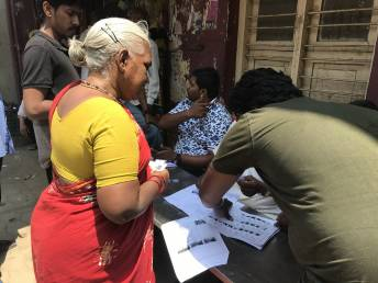 Moderate turnout in bypolls to 51 assembly and 2 Lok Sabha seats, Rains mar polling in Kerala
