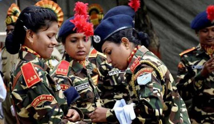 first lady commando in indian army