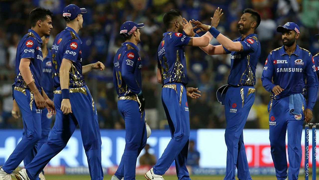 Hardik picked the wicket of Deepak Chahar in the last over of the match as Chennai fell short of 37 runs. MI became the first team in IPL to record 100 wins. Hardik's efforts of 25 off 8 balls and 2 wickets was rewarded with Player of the Match award.
