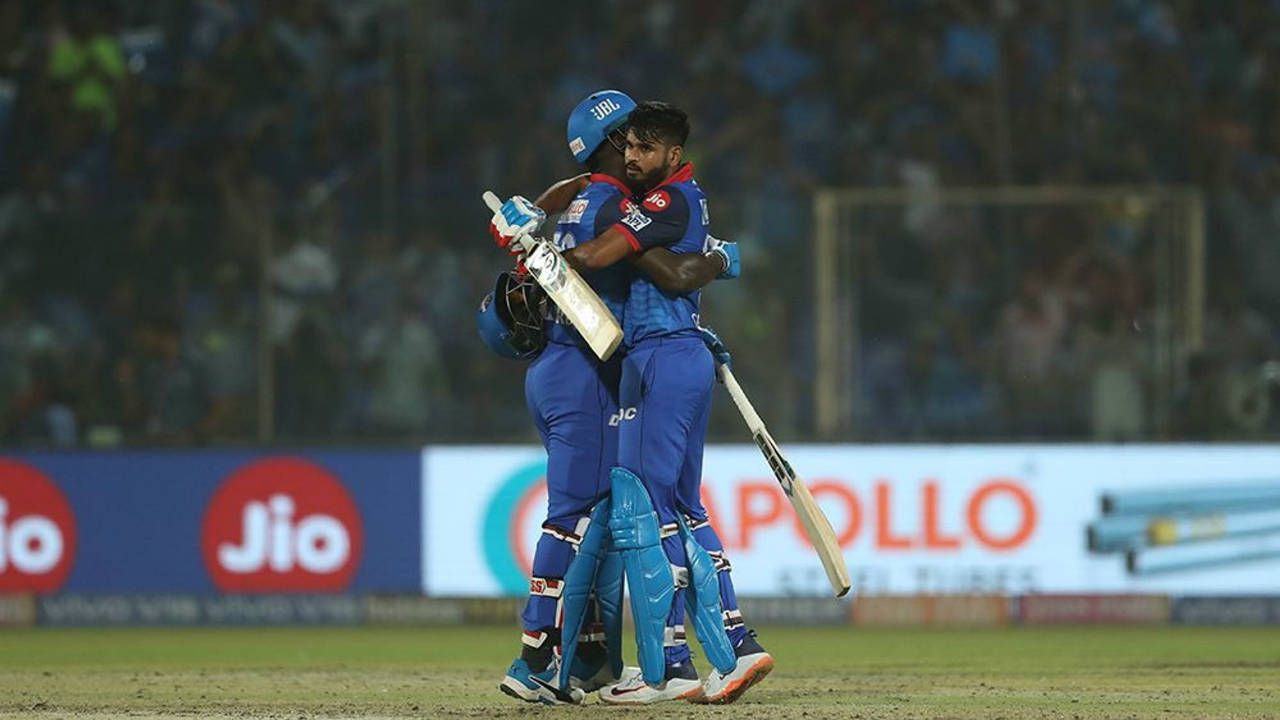 However, this time around Iyer held his nerve to guide his team across the finish line with a brilliant captain's knock. Iyer finished unbeaten on 58 off just 49 balls as Delhi won by 5 wickets. The win helped Delhi consolidate their hold on third spot on the points table. (Image: BCCI, iplt20.com)