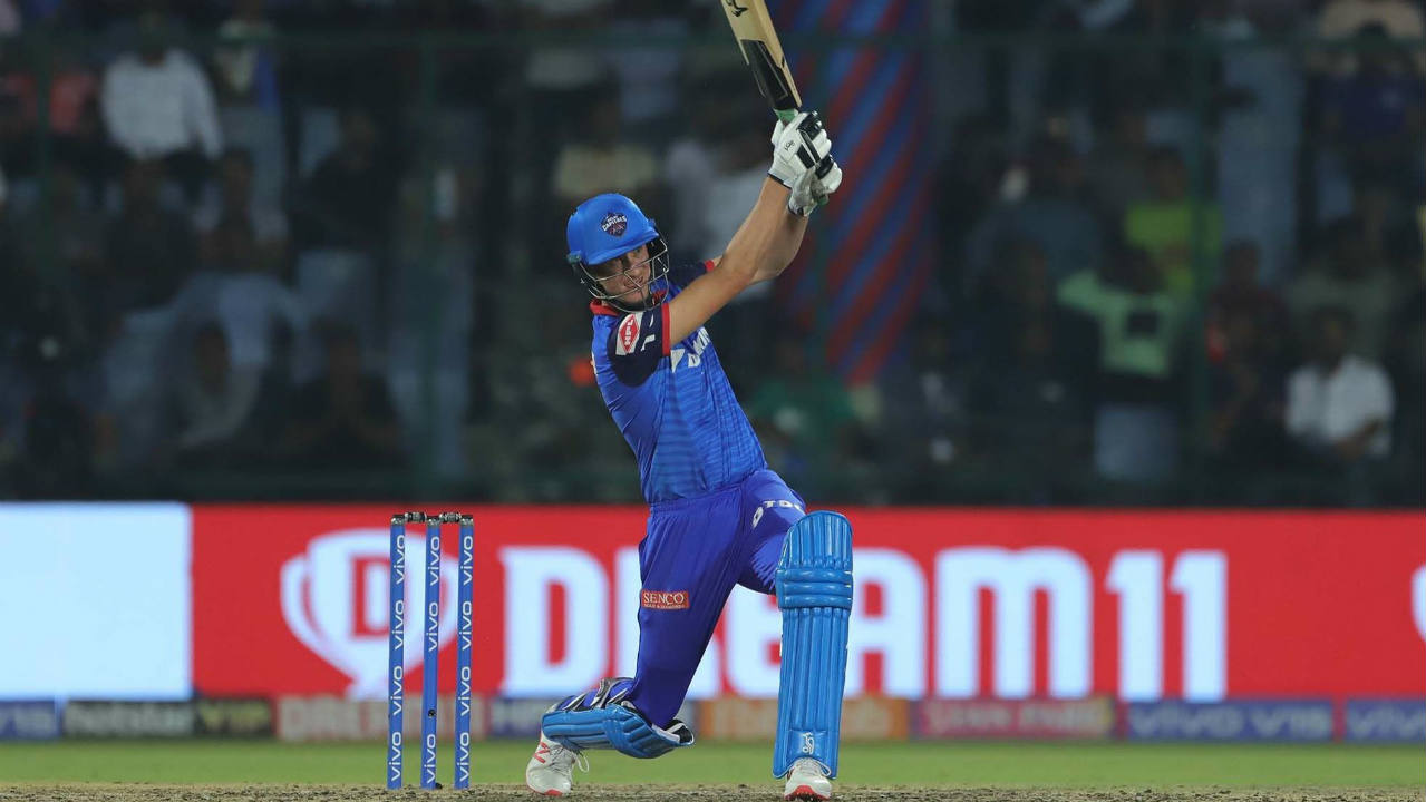 Chris Morris and Axar Patel then added 31 runs for the sixth wicket to give the score some sign of respectability. Lasith Malinga then got rid of Morris in the 17th over to crush all hopes of an unlikely comeback. (Image: BCCI, iplt20.com)