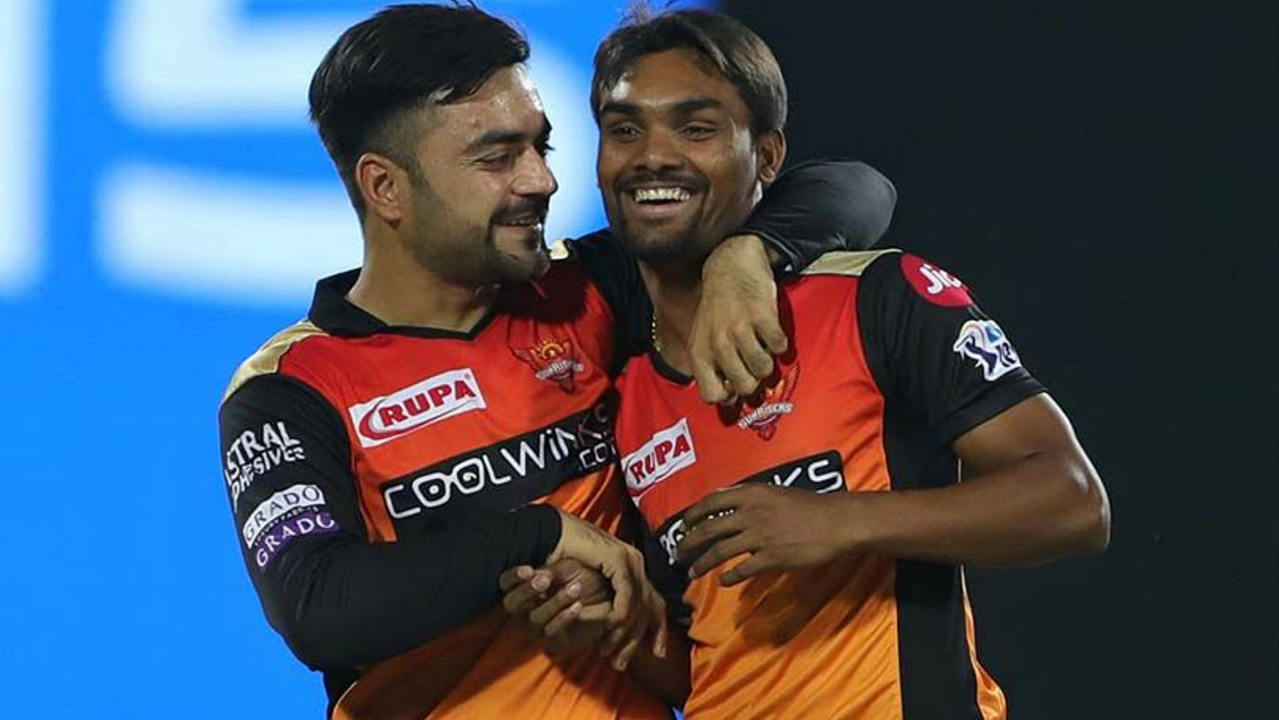 On a pitch which made it difficult for batsmen, Delhi skipper Shreyas Iyer put up some resistance but he kept losing partners at the other end. Sandeep Sharma got rid of Rahul Tewatia in the 11th over and Siddarth Kaul sent back Colin Ingram in the 14th over. Both batsmen returned after making just 5 runs. (Image: BCCI, iplt20.com)