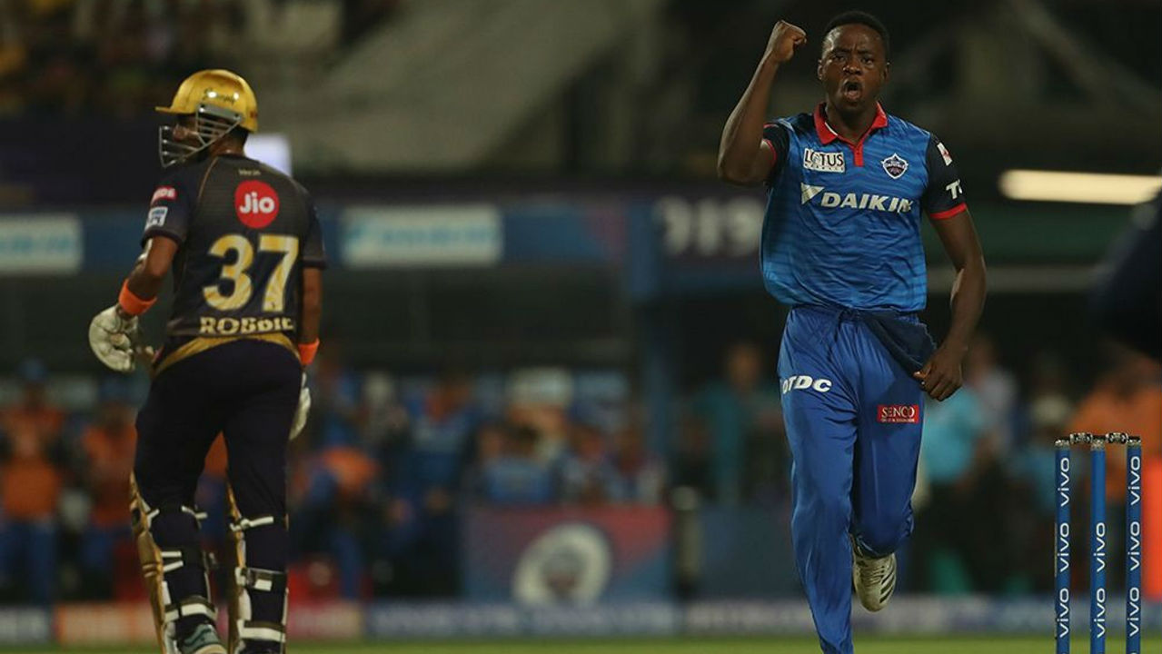 Kagiso Rabada | Kagiso Rabada bowled with pace, guile and precision in IPL 2019 which saw him finish with 25 wickets in 12 matches at an 14.72. He currently holds the Purple cap.