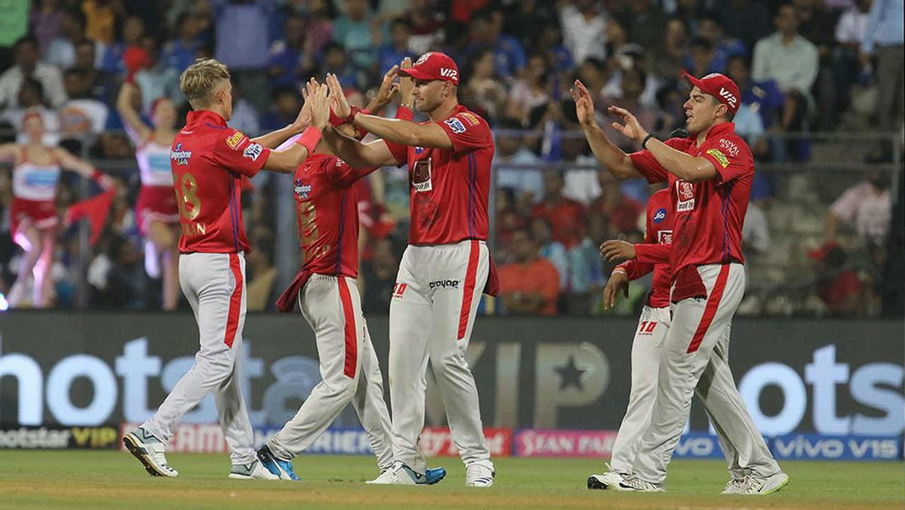 Quinton de Kock and Suryakumar Yadav then added just 28 runs together before Sam Curran got rid of Yadav in the 8th over. Things got worse for Mumbai as Ashwin sent back de Kock in the very next over. Mumbai were struggling at 62/3 at the fall of de Kock's wicket. (Image: BCCI, iplt20.com)