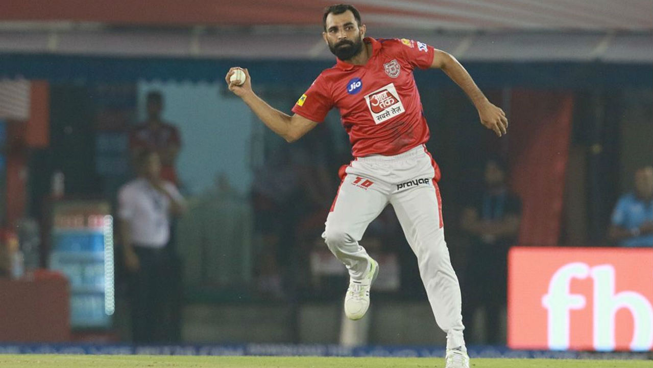 Rank 4 | Mohammed Shami (Kings XI Punjab) | Wickets: 12 | Matches: 9 | Economy rate: 9.08 (Image: BCCI, iplt20.com)