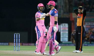 RR vs SRH IPL 2019 match report: Rajasthan beat Sunrisers by 7 wickets to keep play-off hopes alive
