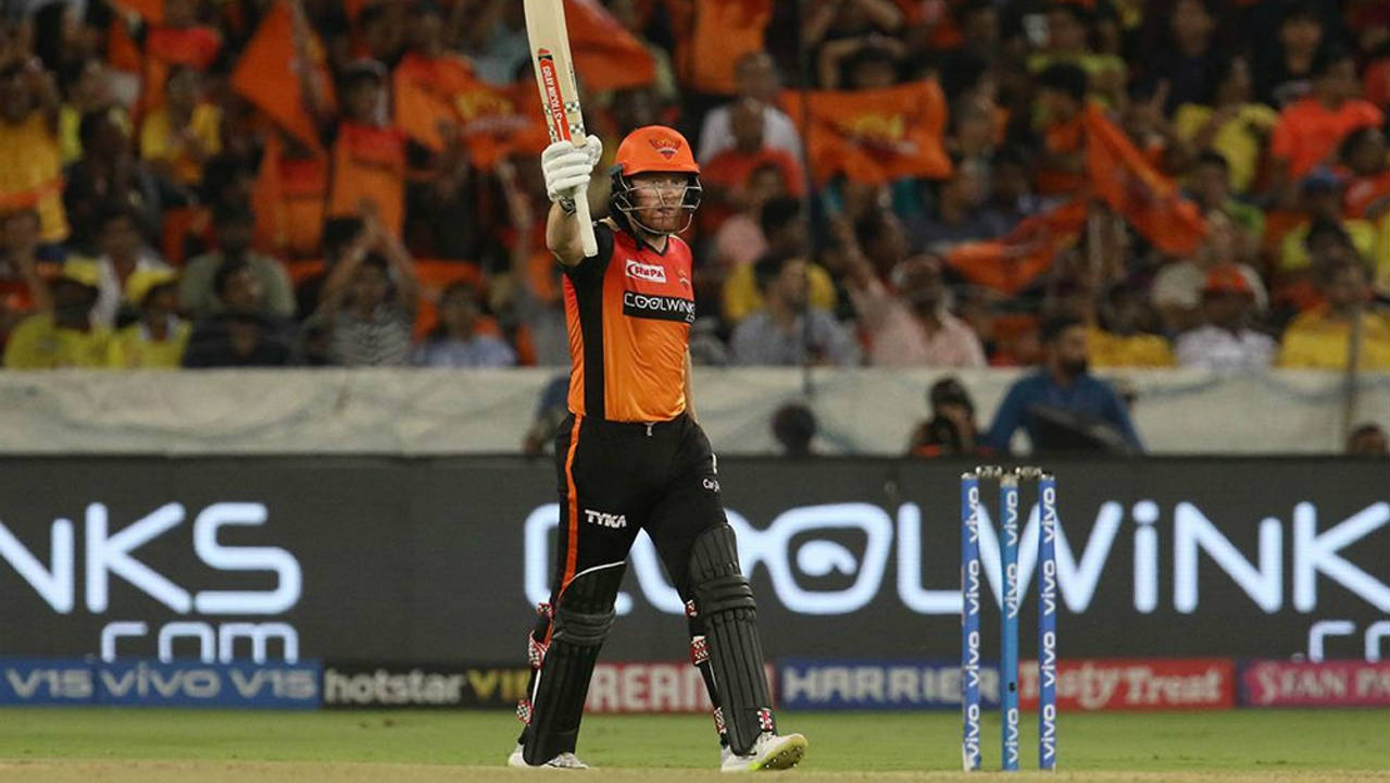 Bairstow soon brought up his own half-century off just 39 balls in the 15th over. He remained right until the end guiding SRH to victory with an unbeaten 61 off 44 balls. SRH won the game with 6 wickets and 19 balls remaining. The win took them up to fifth spot on the table. (Image: BCCI, iplt20.com)