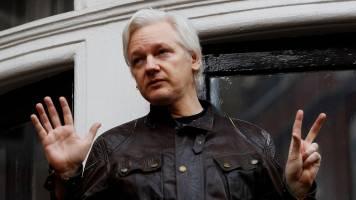 Sweden requests detention order for WikiLeaks' Julian Assange