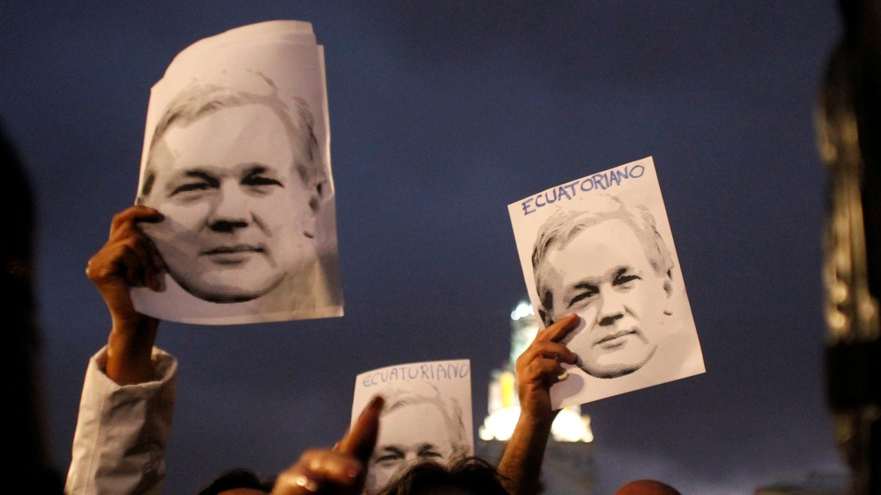 February 2011: After Assange surrendered to the UK authorities in December 2010, a British judge allows for the extradition of Assange to Sweden to face allegations of sexual assault and rape, which were all denied by Assange. (Image: Reuters)