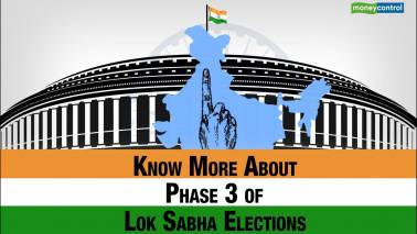 Lok Sabha Polls 2019: All you need to know about Phase 3
