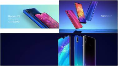 Redmi Y3 vs Redmi Note 7 vs Realme 3: Which is the best budget smartphone under Rs 10,000?