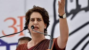 Priyanka Gandhi slams govt over plans for '100 days celebration'