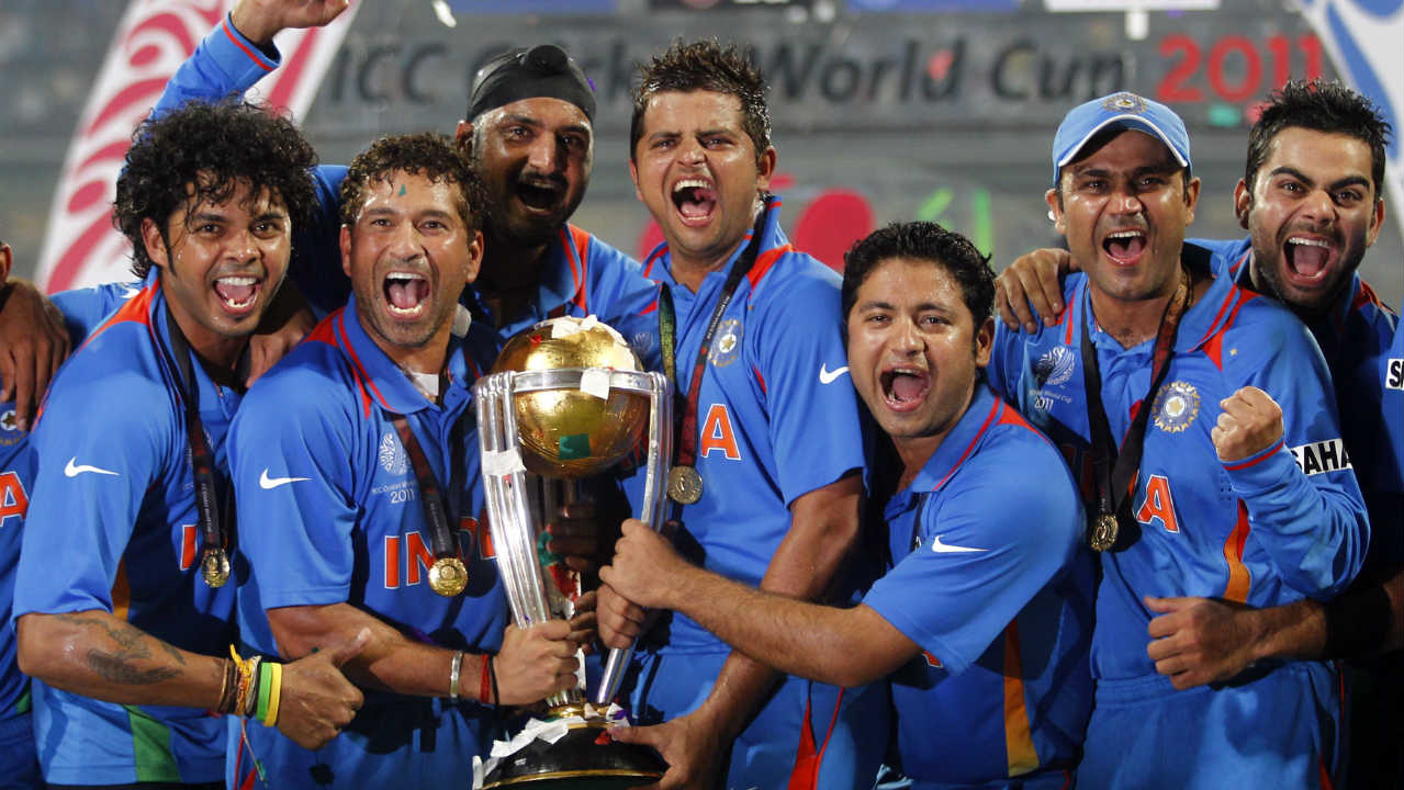 2011 was the pinnacle of Tendulkar's career as he scored two tournament centuries helping India lift the Cricket World Cup for only the second time in history. The same year he became the first player to score 15,000 Test runs during a series against West Indies. (Image: Reuters)
