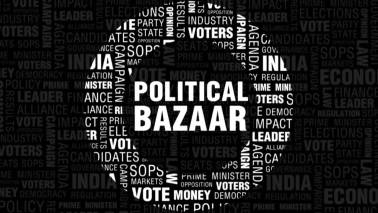 Political Bazaar   Polling booth violence in the first phase a bad sign