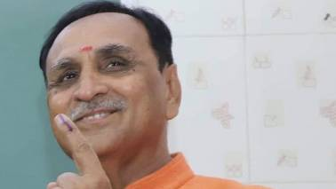 Vijay Rupani proposes changes in SDRF norms to deal with drought