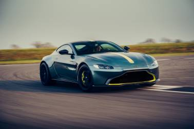Here's a look at the Aston Martin Vantage AMR