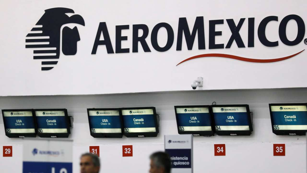 Aeromexico | This is the third best airline in the world, which has timely internal processes, punctuality and high standard quality. It is headquartered in Mexico City. (Image: Reuters)