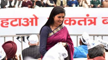 Will leave AAP in 2020, says Alka Lamba