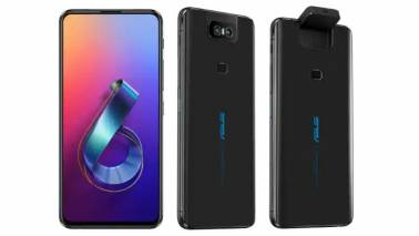 Asus launches its flagship Zenfone 6 with a flip camera and a massive 5000 mAh battery