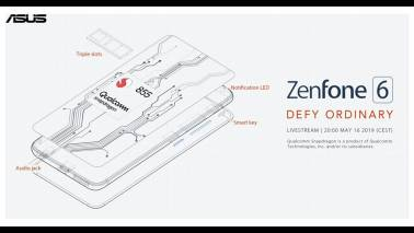 Asus pokes fun at OnePlus 7 ahead of the Zenfone 6 launch