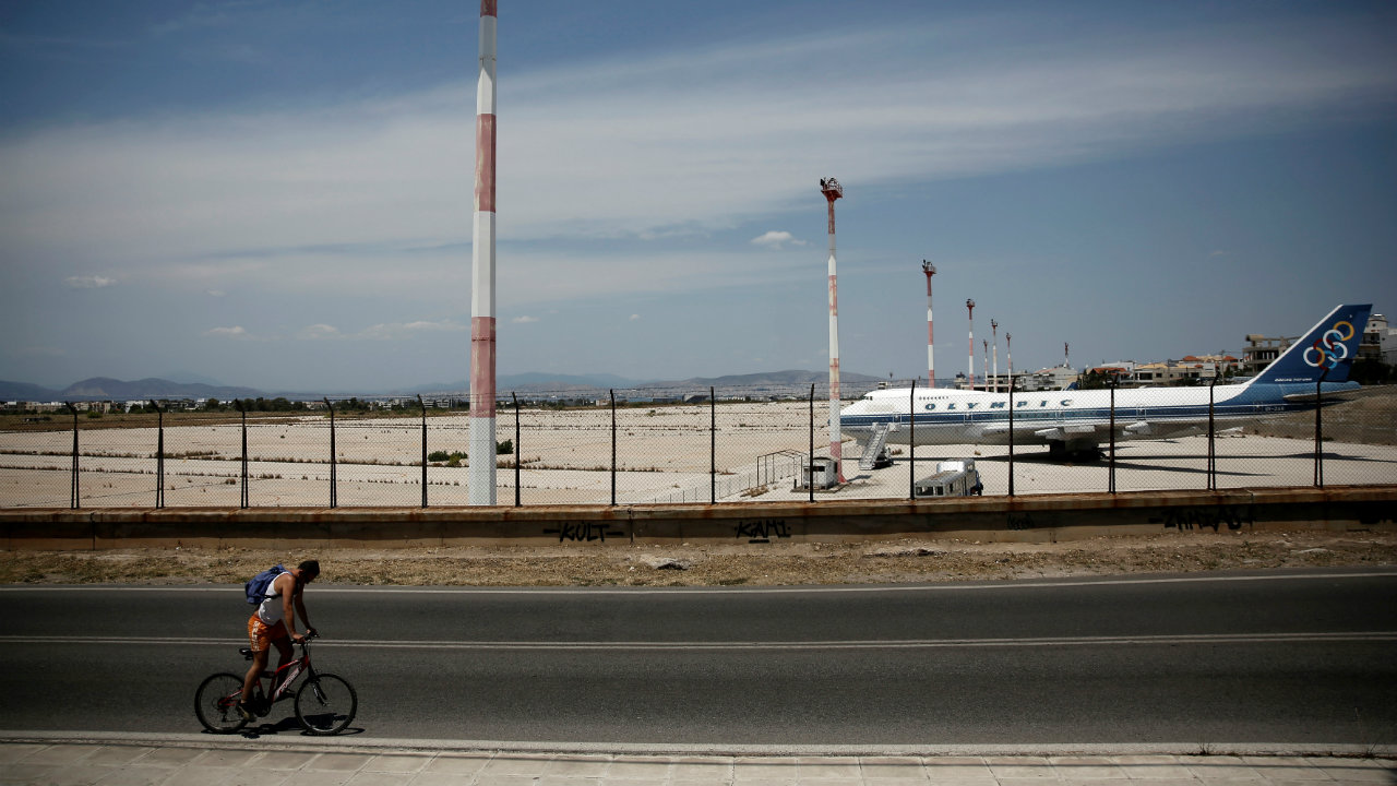 3. Athens International Airport, Athens – Greece: This is the busiest airport In Greece by a distance. It serves the capital city and is a gateway for tourists travelling to the country. (Image: Reuters)