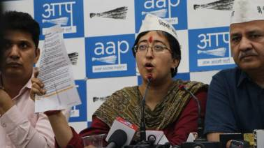 Atishi-Gautam Gambhir spat turns ugly: She breaks down over derogatory pamphlets, he demands proof