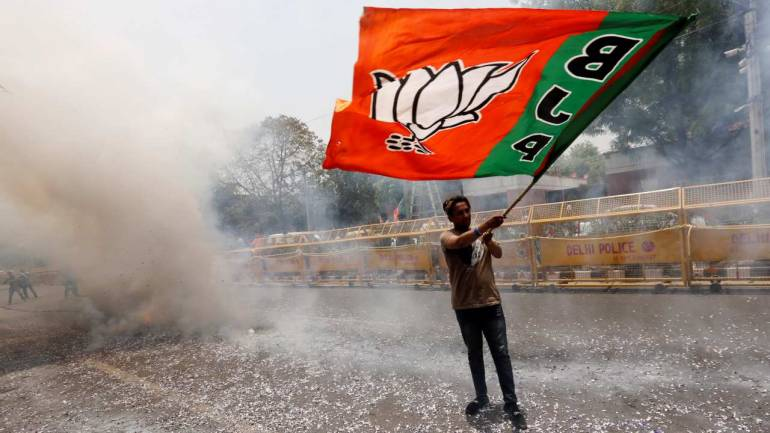 Poaching politics: 3 Bengal MLAs, 50 Trinamool councillors join BJP