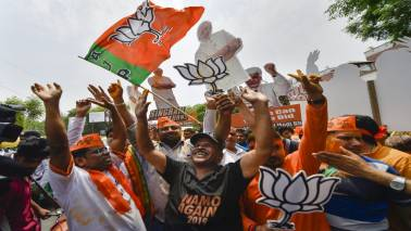 Lok Sabha Election Results 2019 LIVE Updates: BJP set for historic win, PM Modi tweets 'India wins yet again'