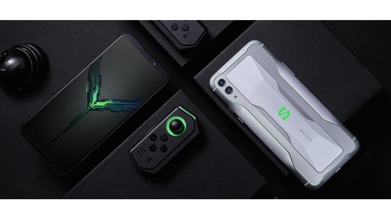 "Best Gaming Smartphone | Black Shark 2 | Xiaomi's Black Shark 2 is a smartphone designed for enthusiast mobile gamers. It features over-the-top specs and customised cooling technology to offer an excellent gaming experience. Xiaomi also provides some gamer-friendly accessories for the Black Shark 2, which you can purchase separately. Get all the details on the Black Shark 2 <a href=""https://www.moneycontrol.com/news/trends/xiaomi-launches-black-shark-2-gaming-smartphone-in-india-for-rs-40k-sale-starts-on-june-4-4027861.html"" target=""_blank"">here</a>."