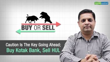 Buy Or Sell | Caution is the key going ahead; buy Kotak Bank, sell HUL