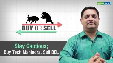 Buy Or Sell | Stay cautious; buy Tech Mahindra, sell BEL