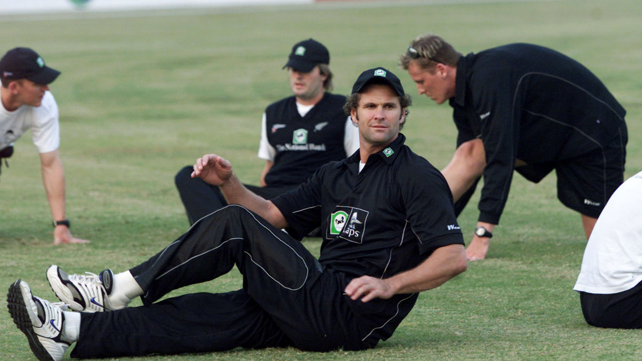 <strong>2003 World Cup</strong> | Chris Cairns represented New Zealand in four World Cups. The all-rounder featured in 1992, 1996, 1999 and 2003 editions of the World Cup. His father Lance represented New Zealand in the first three World Cups (Image: Reuters)