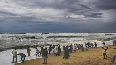 Orange alert along Bay of Bengal coast: What do IMD's colour-coded alerts mean?