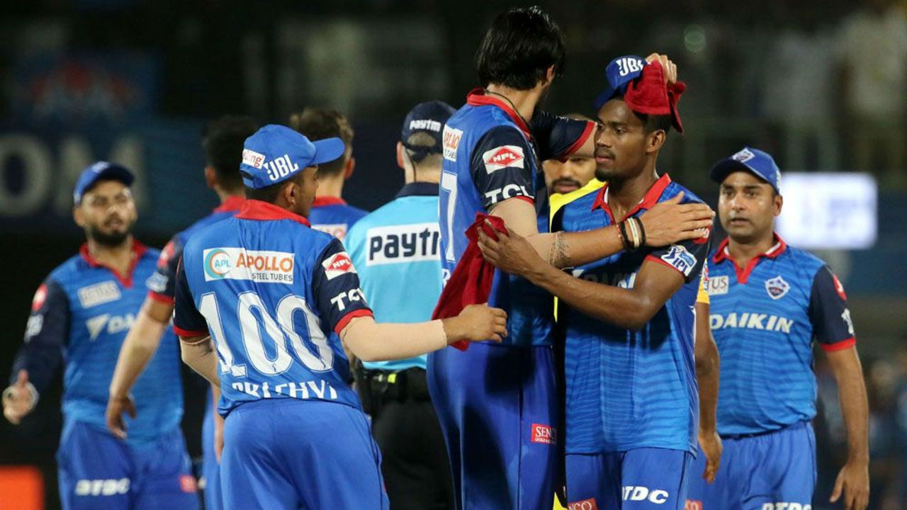 "Delhi Capital's amazing run | Ahead of IPL 2019 erstwhile Delhi Daredevils re-branded itself as Delhi Capitals. The change of the name saw change in the fortunes too as DC finished third in the league phase of the IPL. Third place finish took DC o the playoffs for the first time since 2012. Considering that Daredevils had finished at the foot of the points table in 2018, third place finish was a massive improvement. In Prithvi Shaw, Rishabh Pant, Keemo Paul, Sandeep Lamichhane and Sherfane Rutherford the squad was powered by a group of young and dynamic players. The squad was balanced by the presence of elder statesmen in Shikhar Dhawan, Ishant Sharma and Amit Mishra. At the helm was a young captain in Shreyas Iyer. DC's dream run was applauded by cricketing world and its Shreyas described the called it a ""dream season"". Unfortunately the dream got over when CSK defeated DC in Qualifier-II to book their place in the final."