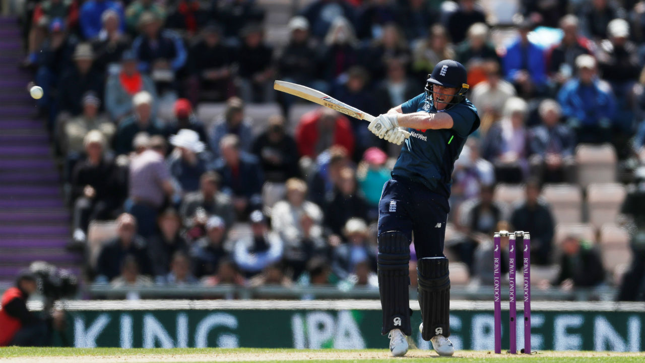 Eoin Morgan (England) |Playing role: Middle-order batsman Stats| Matches: 221 | Innings: 206 | Runs: 6901 | Highest: 124* | Average: 39.43 | Strike Rate: 90.15 | 100s/50s: 12/44 (Image: Reuters)
