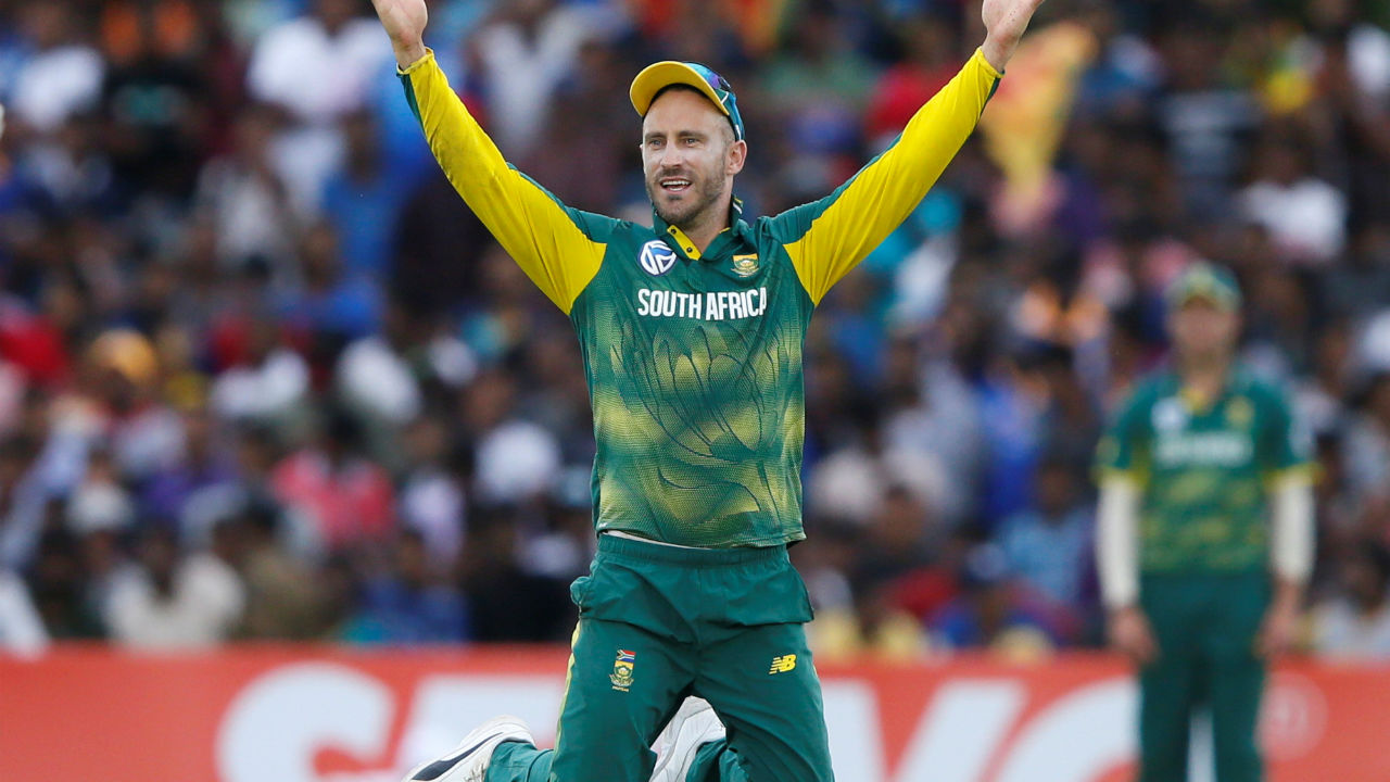 Faf du Plessis (South Africa) | |Playing role: Middle-order batsman |Stats: Matches: 134| Innings: 5120 | Runs: 4052 | Highest: 185 | Average: 46.54 | Strike Rate: 88.53 | 100s/50s: 11/32 (Image: Reuters)