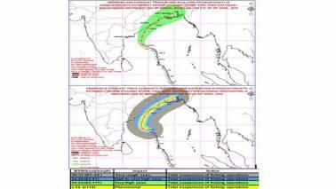 Cyclone Fani: EC lifts model code of conduct from 11 coastal districts of Odisha