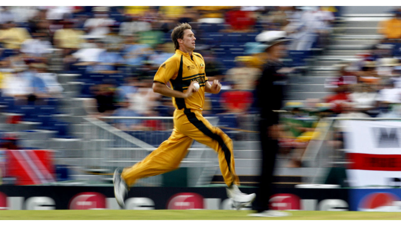 Most Wickets in the World Cup | Australia's Glenn Mcgrath holds the record for the most wickets in the World Cup. Between 1996 to 2007, in 39 WC matches the Australian great has picked 71 wickets. (Image: Reuters)