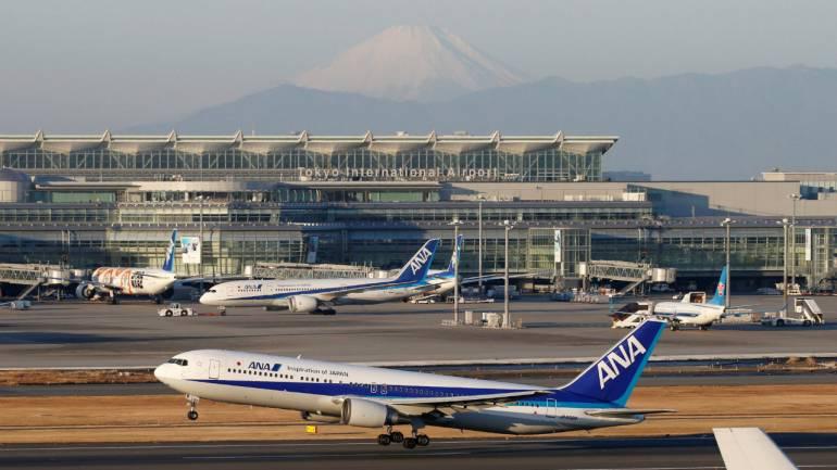 Tokyo International Airport, Tokyo
