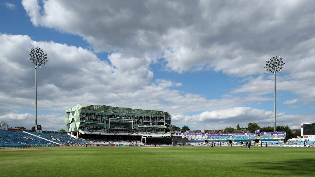 Headingley, Leeds | Established: 1890 | Capacity: 18,350 | The venue is fondly remembered for being the ground where Sir Donald Bradman's scored the two Test triple-centuries of his career in 1930 and 1934. Headingley will host a total of four matches this year including the final group stage game which will be between India and Sri Lanka. (Image: Reuters)
