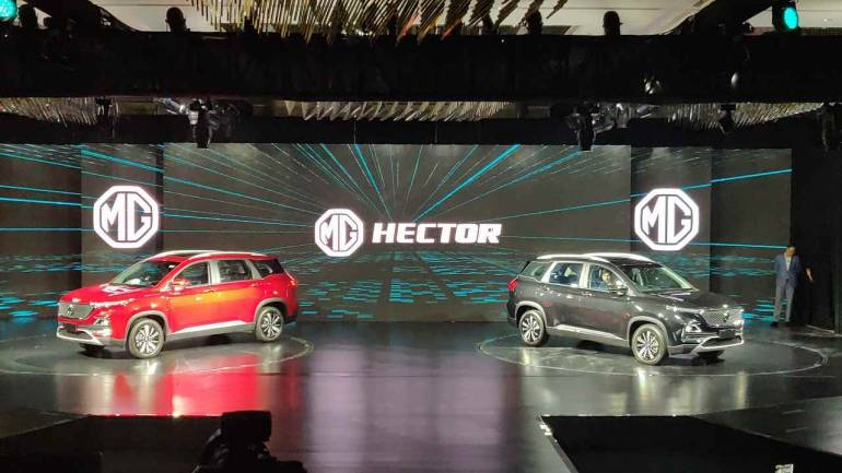 MG Motor India sells 3,021 units of Hector in December - Moneycontrol thumbnail