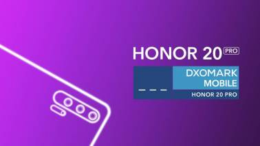 Honor 20 Pro quad-camera setup receives triple figure DxOMark score