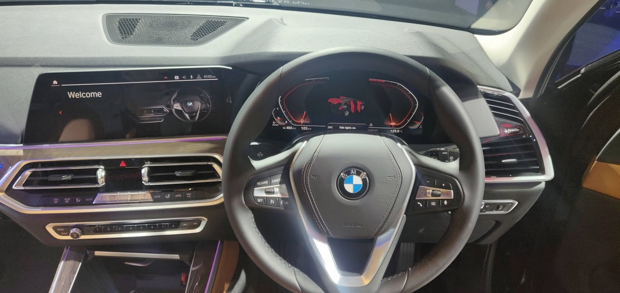 The updates include a revised interior, with an improved and fully-digital instrument cluster, along with a touchscreen infotainment system. (Image:Moneycontrol)