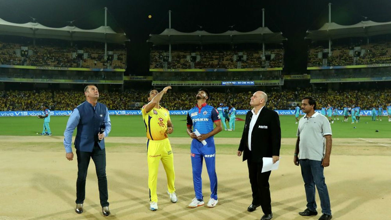 Clinical CSK register a thumping 80-run win over DC to top the table