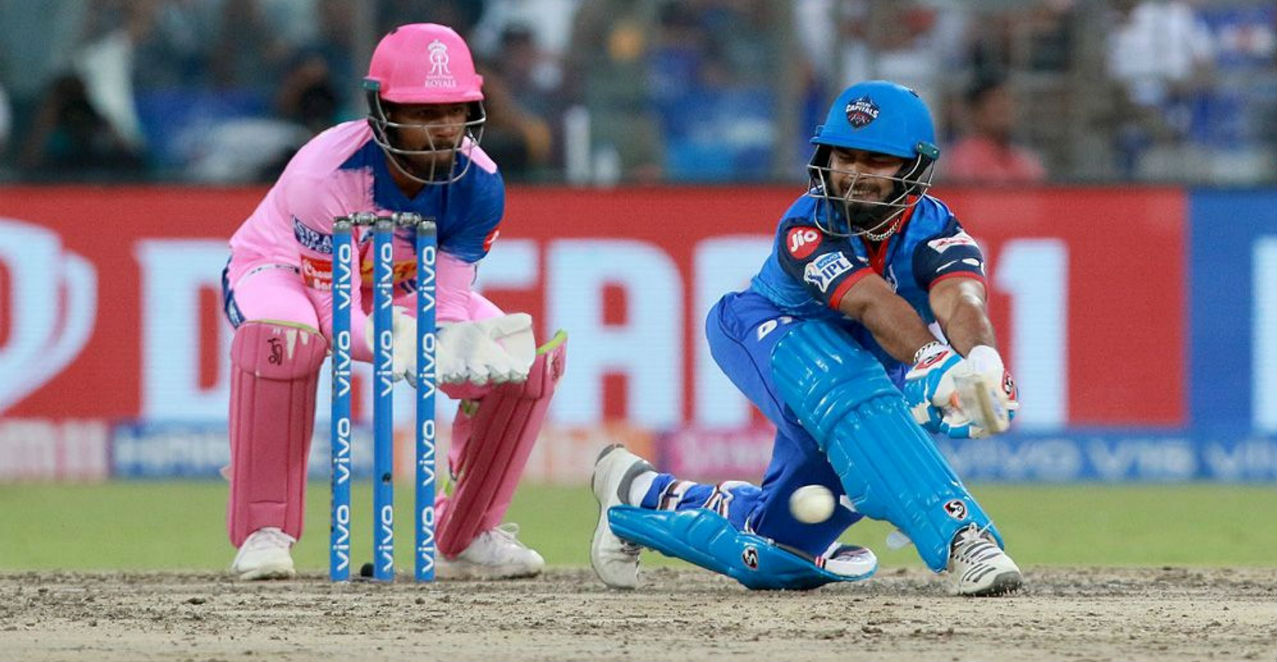 Pant continued to bat well.