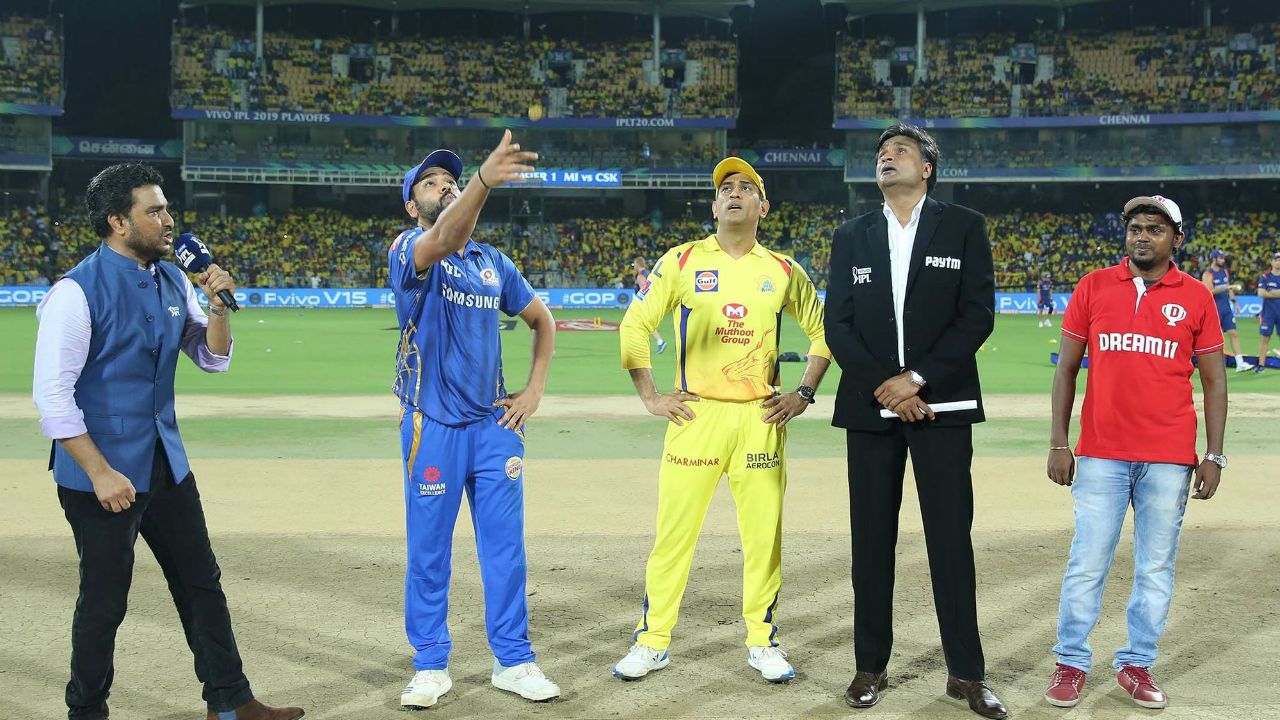 Suryakumar's defiant fifty helps Mumbai Indians thrash Chennai Super Kings and qualify for the finals of IPL 2019