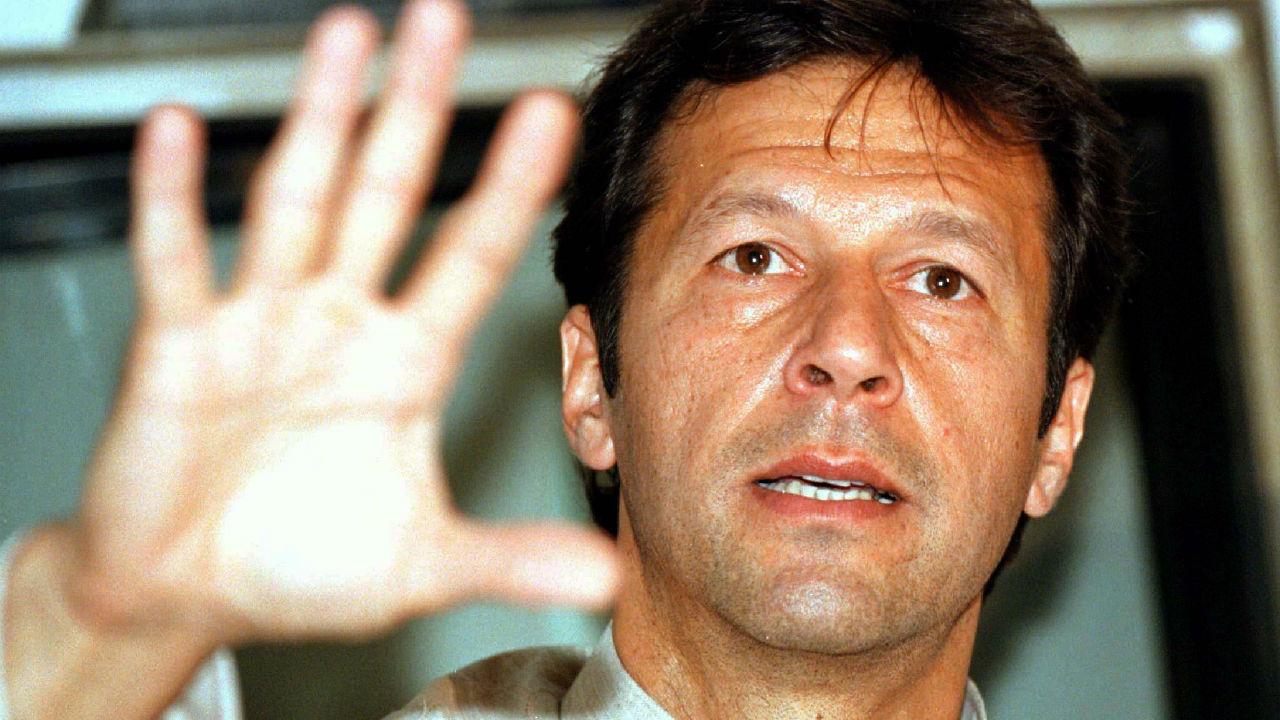 Imran Khan 1992